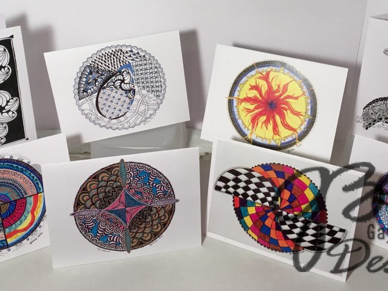 Series 1 Assorted Notecards