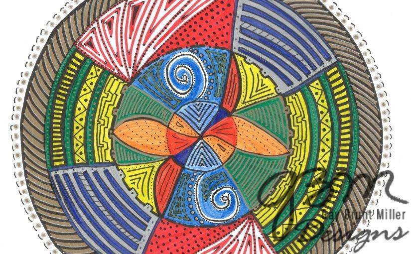 Azteca - Gay Brunt Miller Designs