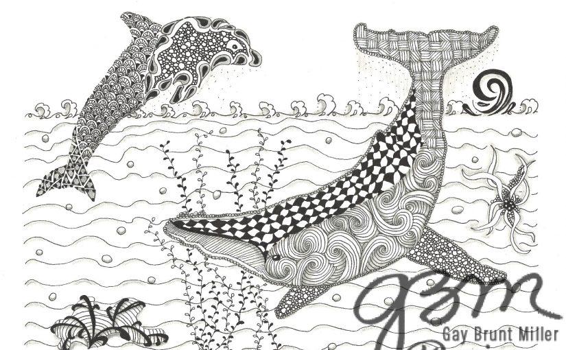 Ocean Frolic – SOLD