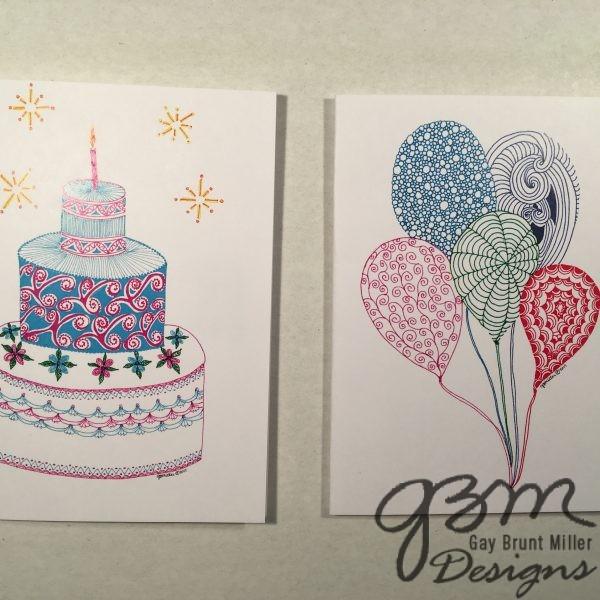 Celebration Notecards