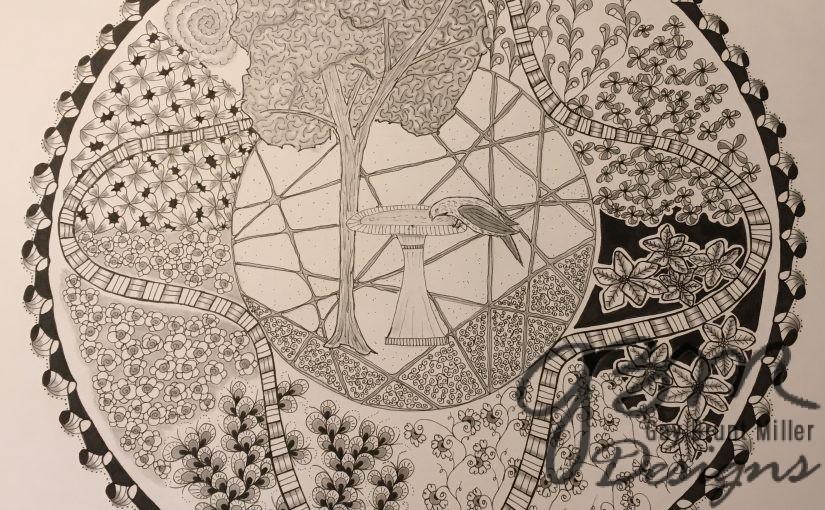 Peace Garden – SOLD